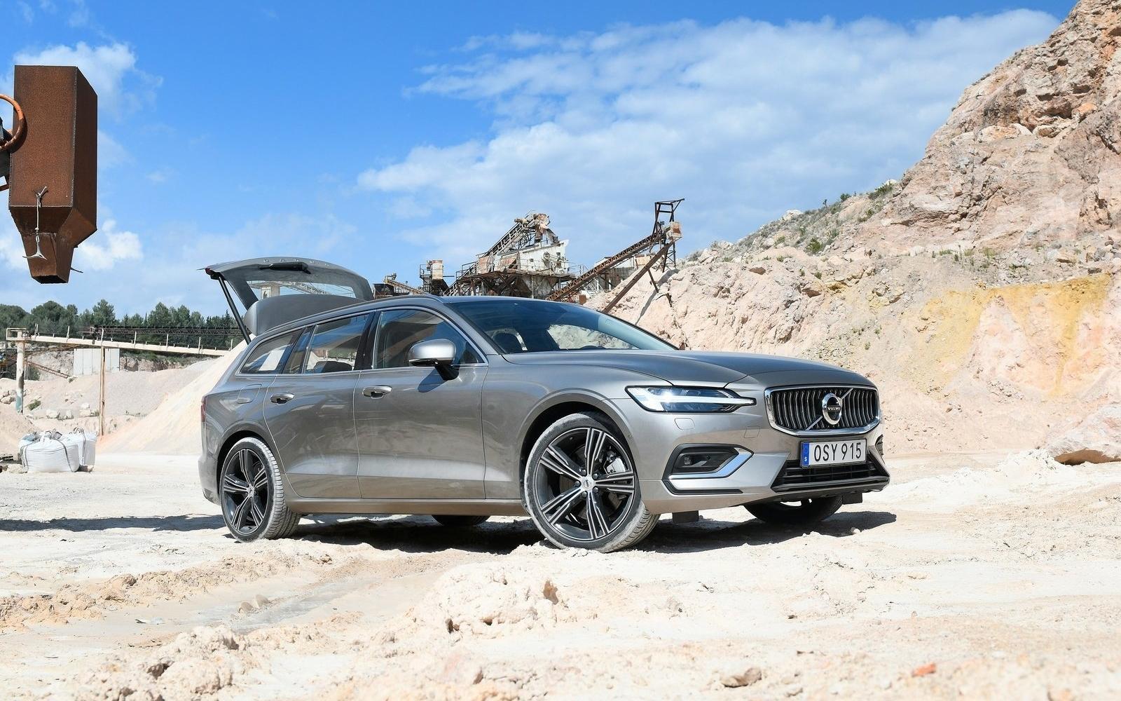 Volvo V60 test