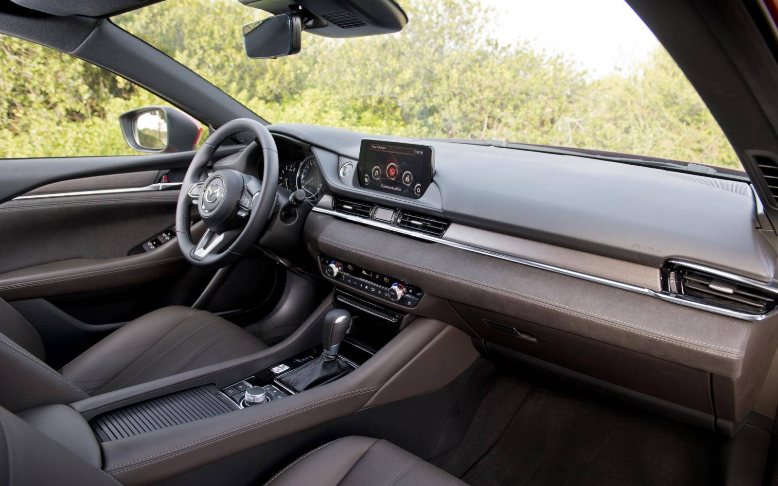 Autotest Mazda6 Sedan en Sportbreak