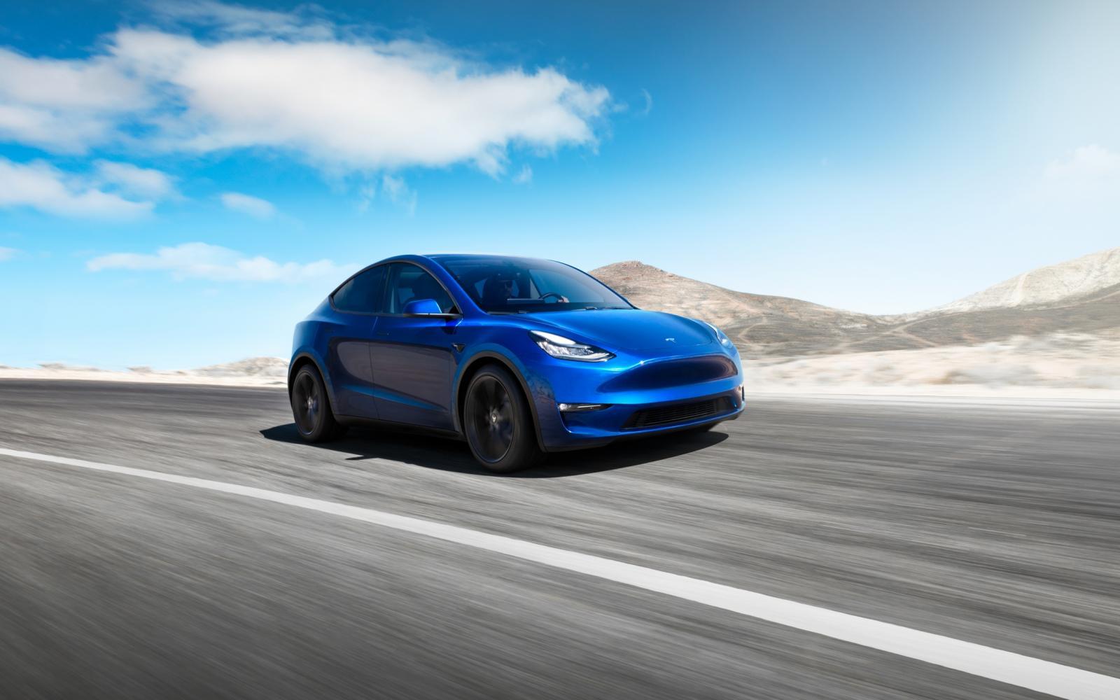 Tesla Model Y: zoek de verschillen met de Model 3