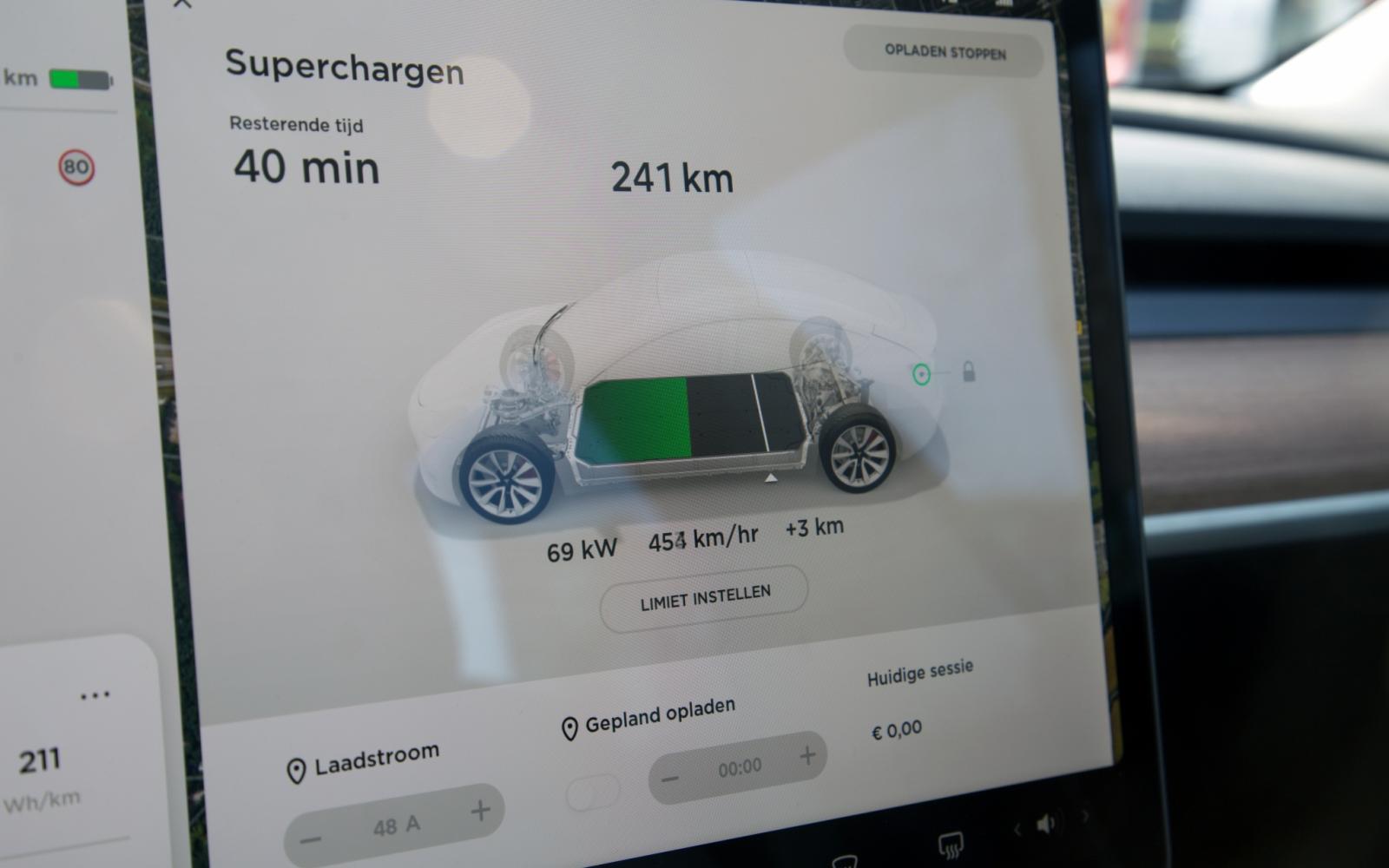 Zo krijg je gratis 12 000 Supercharger kilometers bij een