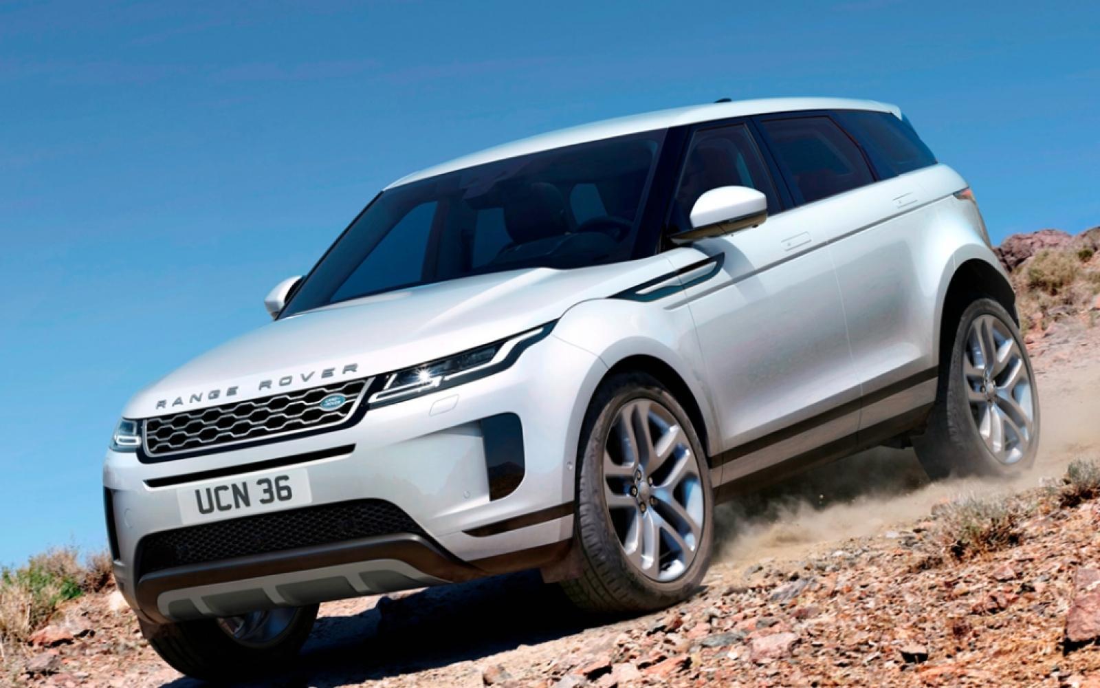 Dit is waarom er geen elektrische Range Rover Evoque komt