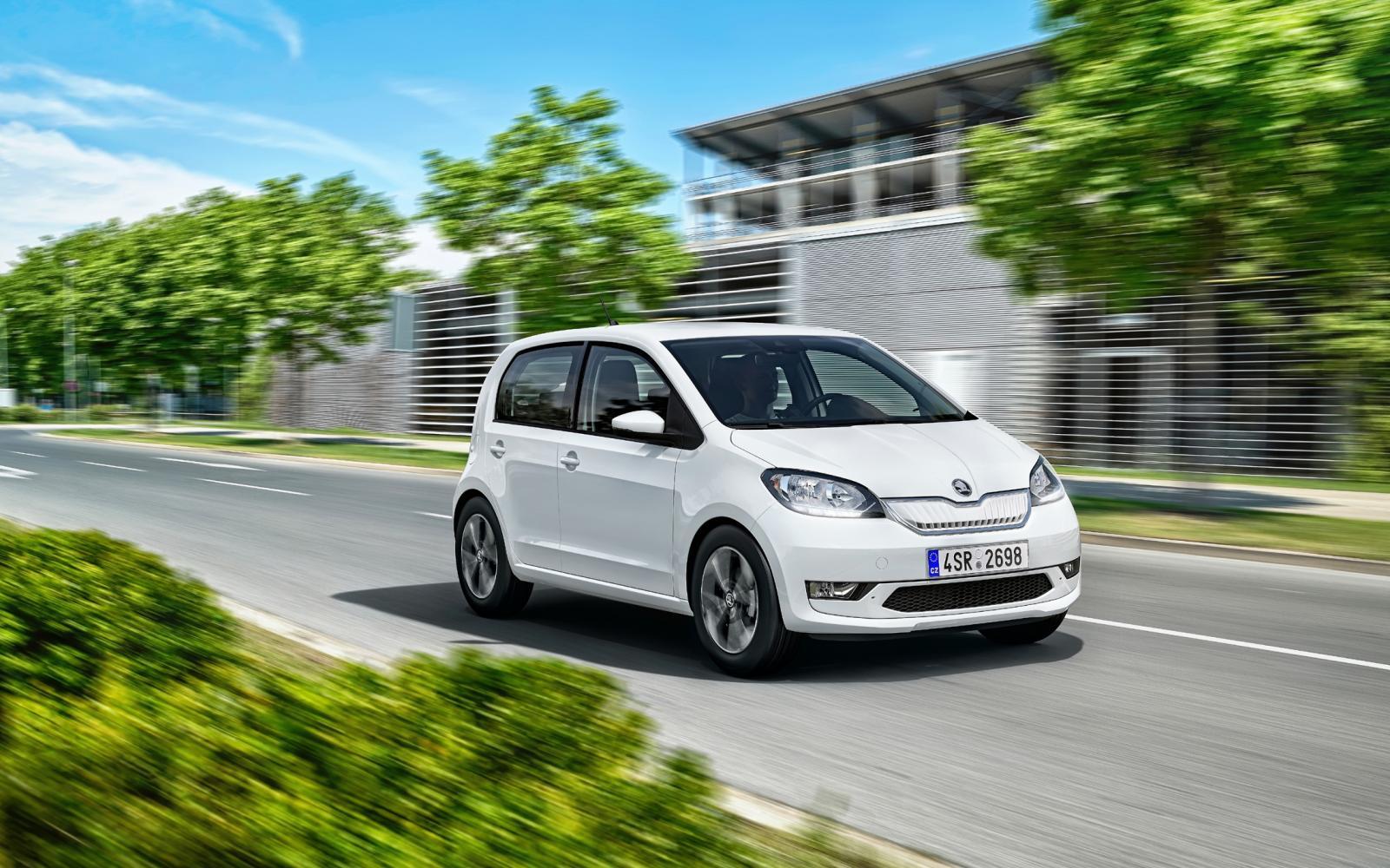Skoda Citigo-e iV: te duur om te kopen, private lease voor maar 199 euro