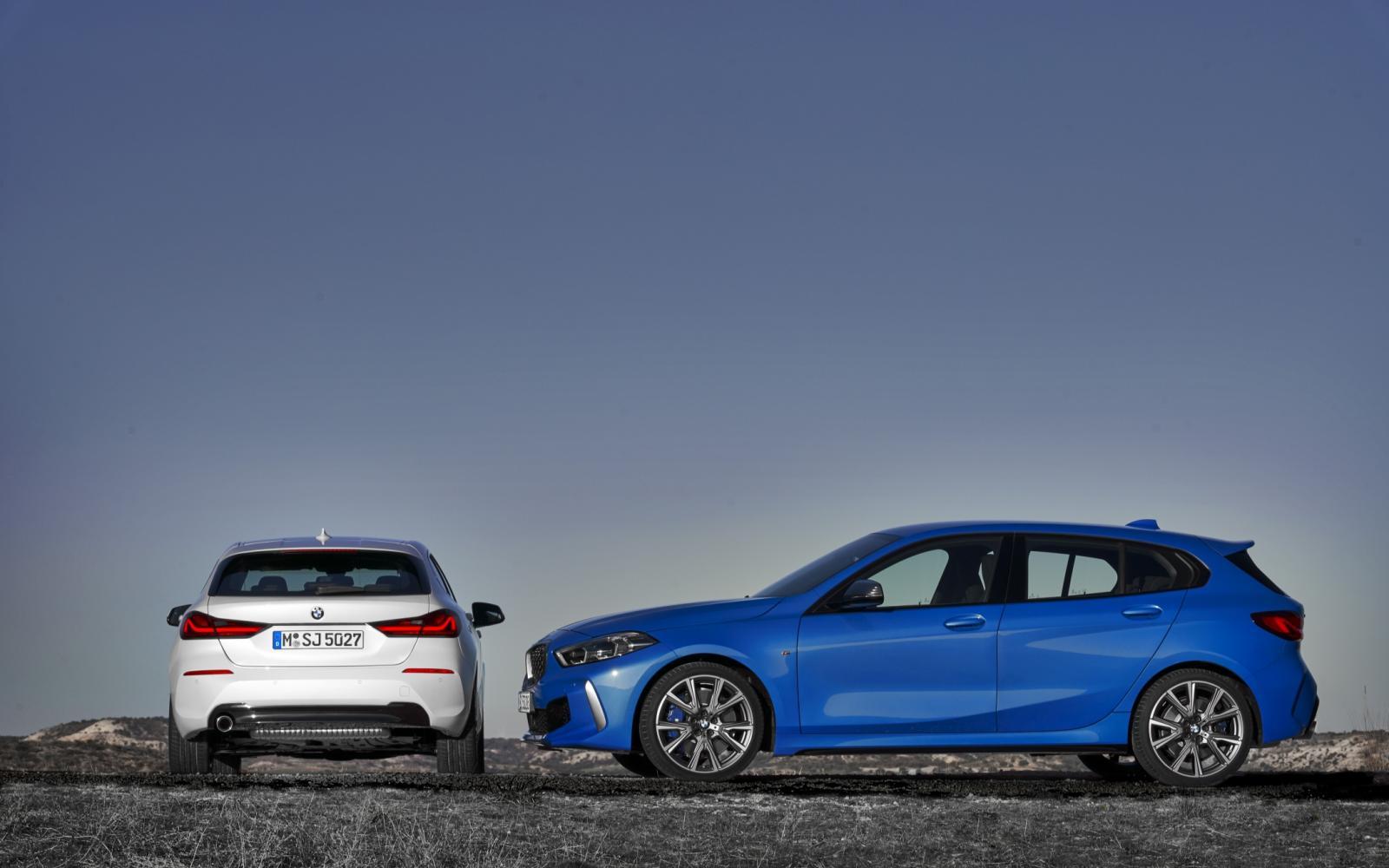 Het roer om: hier is de nieuwe BMW 1-serie