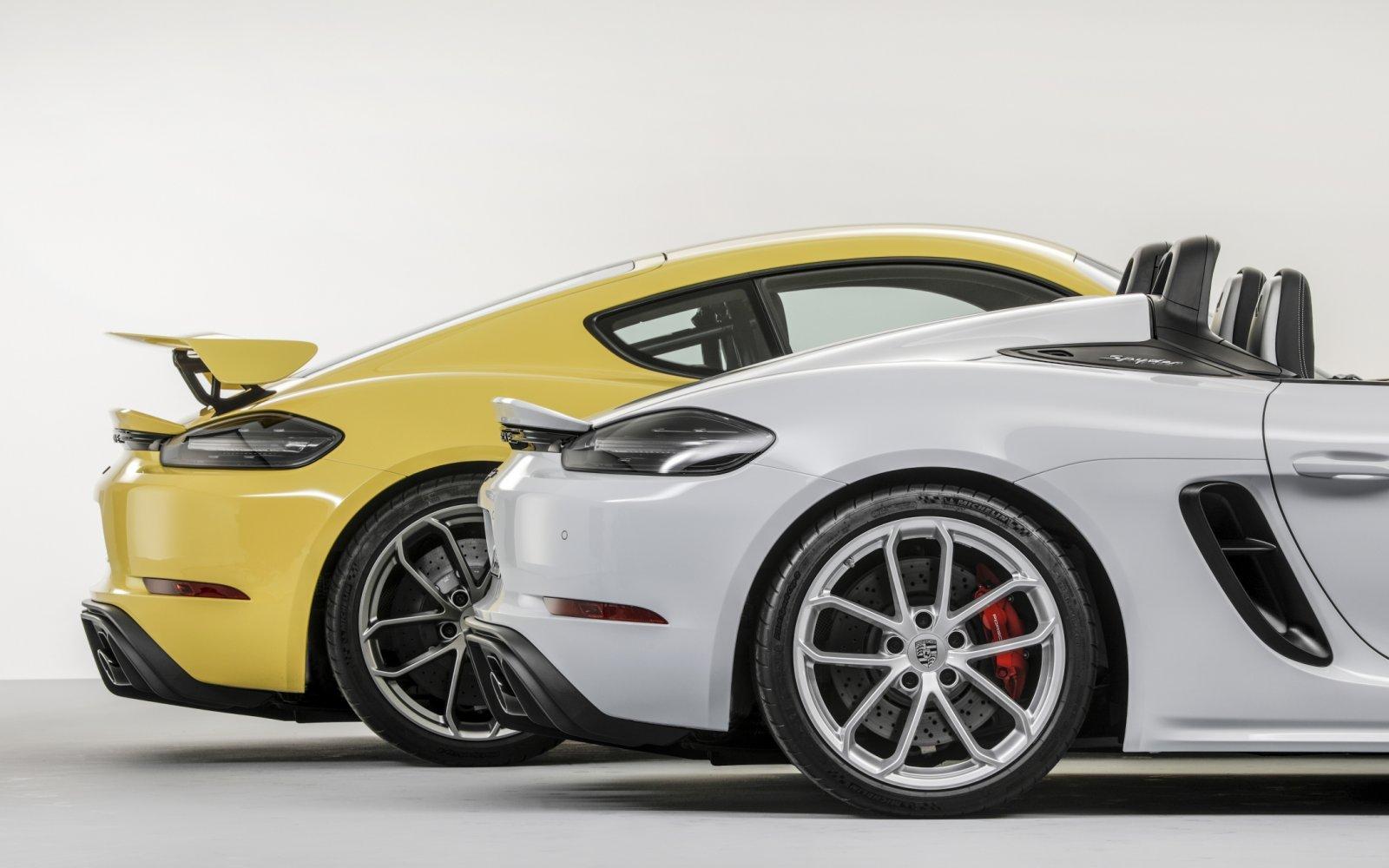 6 redenen om nú een Porsche 718 Boxster of Cayman te bestellen