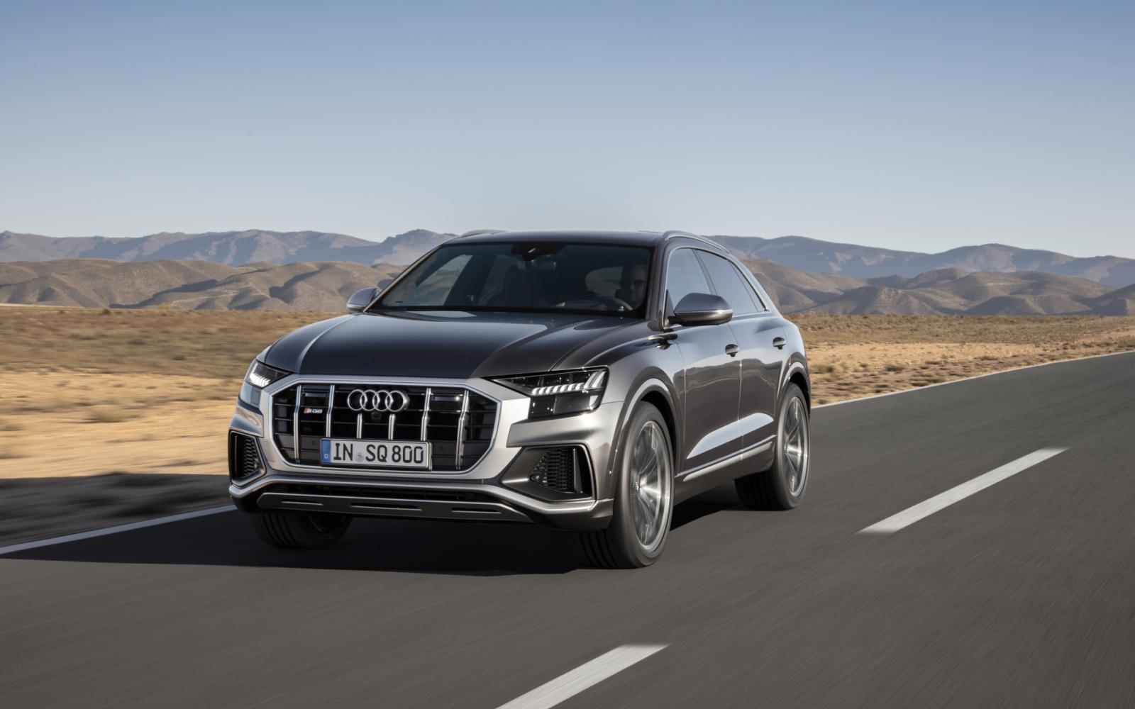 SQ8 TDI: Audi krijgt maar geen genoeg van dikke diesels