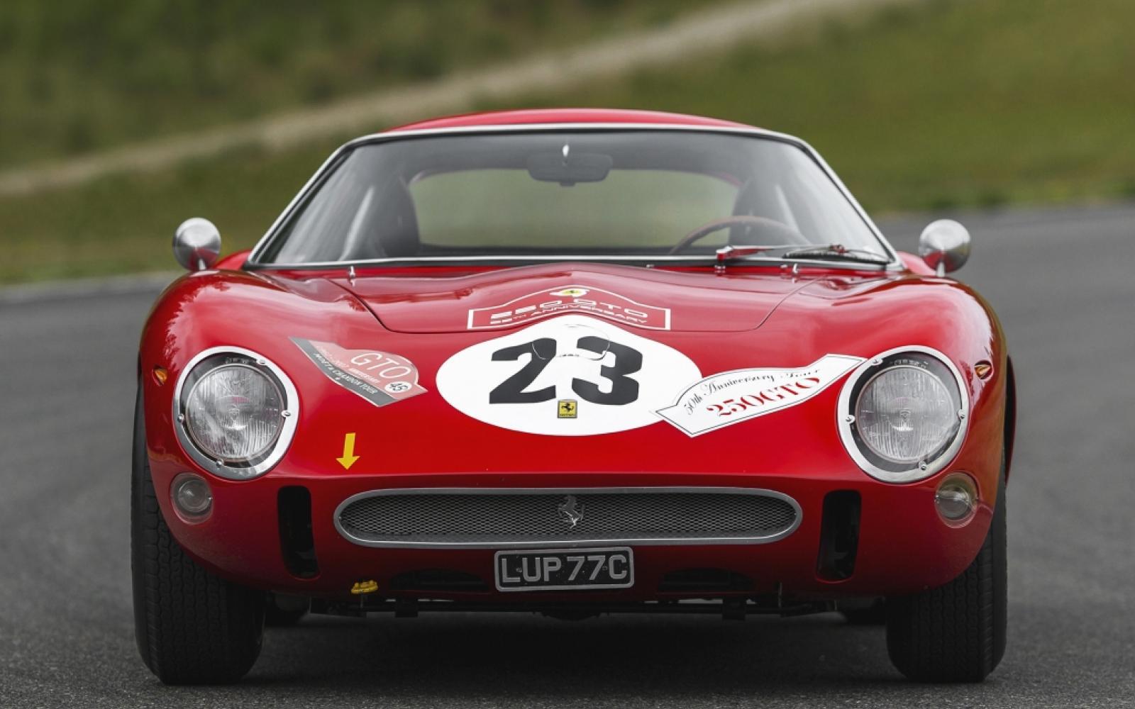 Waarom heeft een rechter de Ferrari 250 GTO tot kunst verheven?