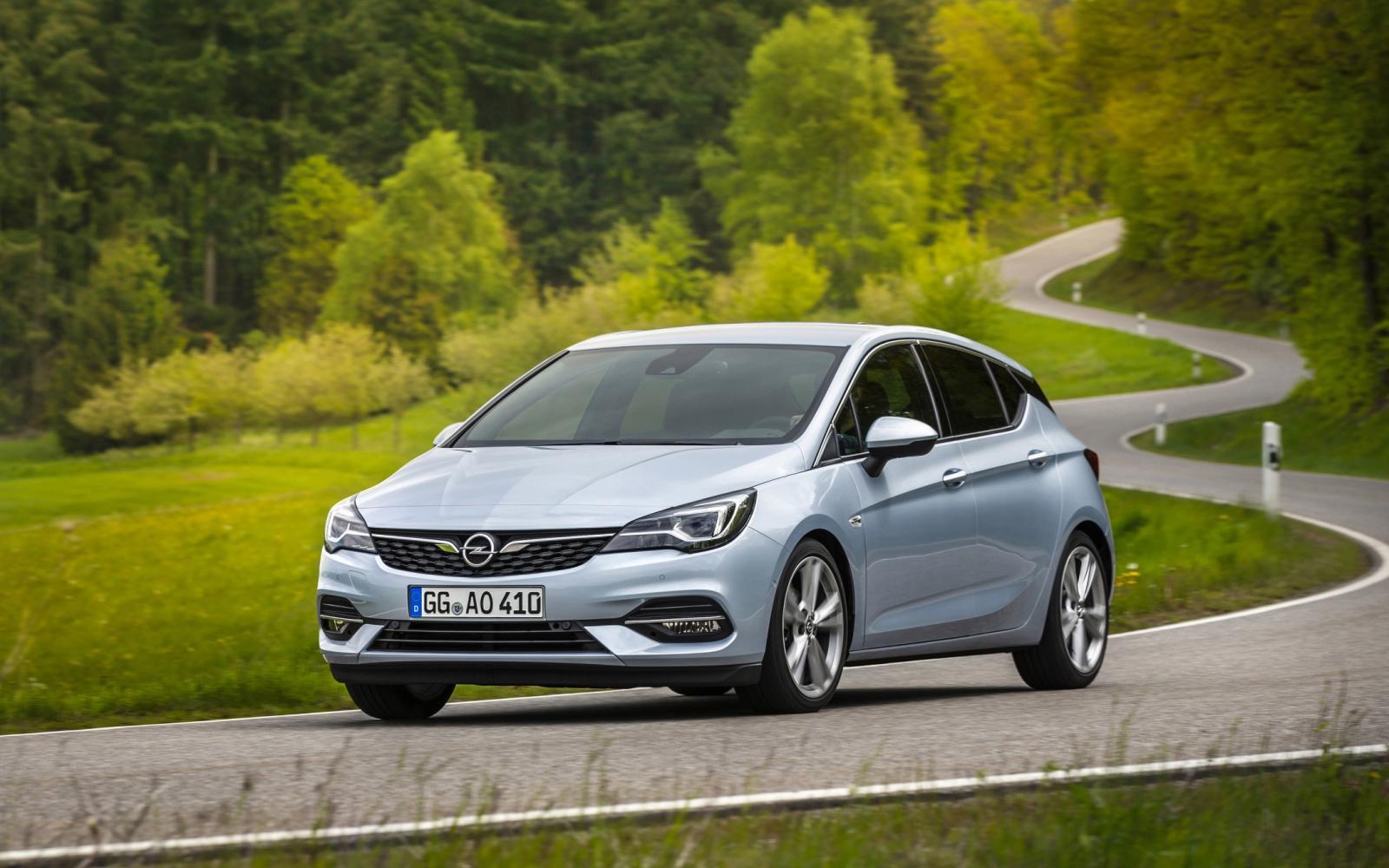 Hoeveel Zuiniger Is De Vernieuwde Opel Astra 2019
