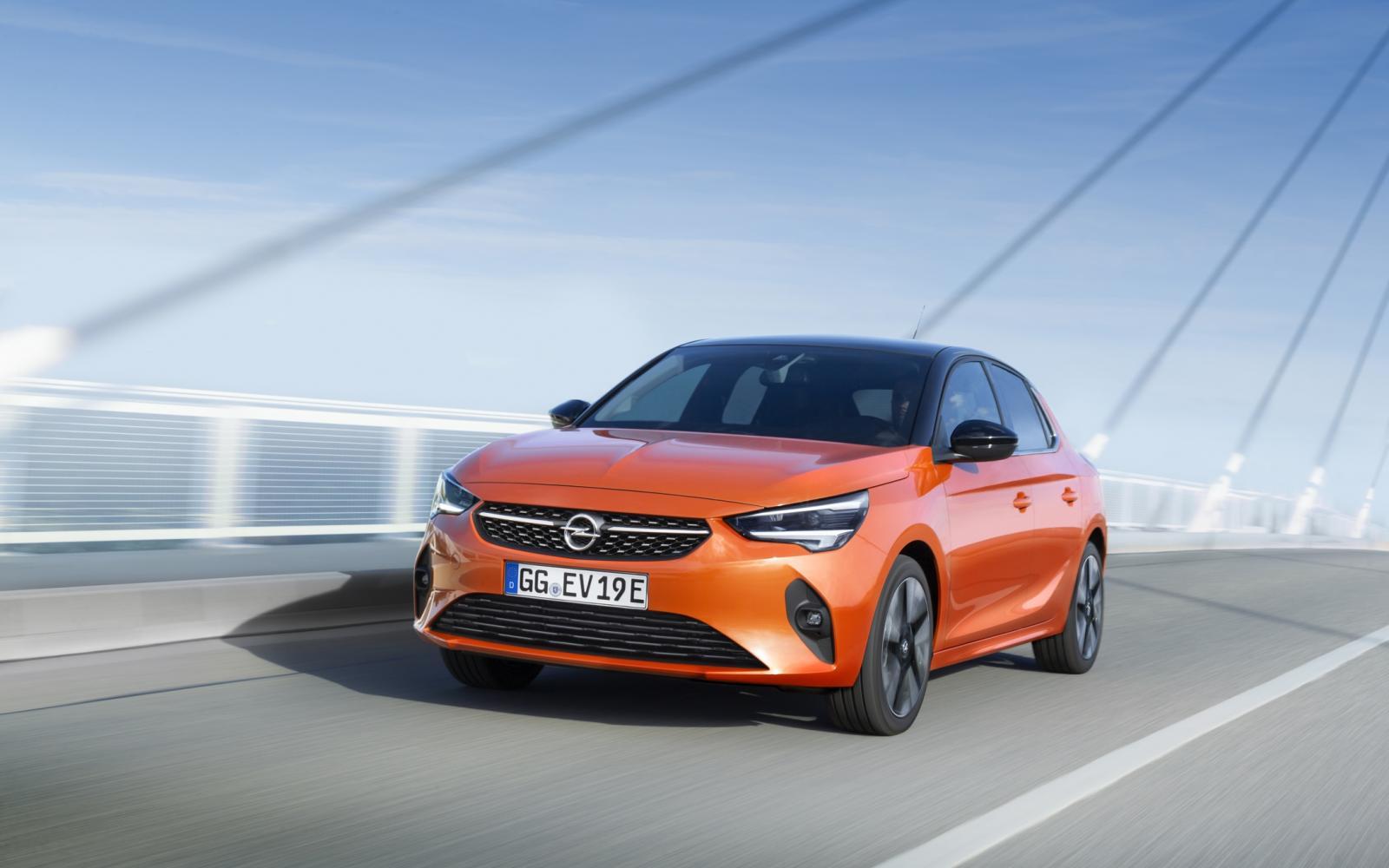 Basisversie Opel Corsa-e scherp geprijsd