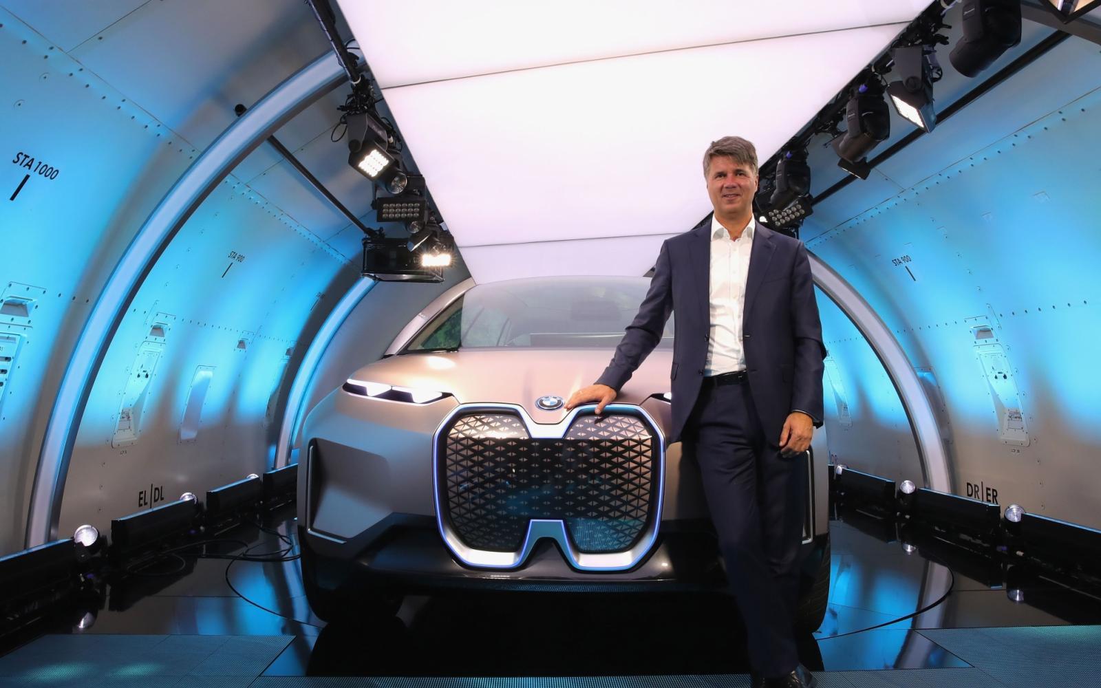 Dat is snel! BMW-baas Harald Krüger treedt al na vier jaar af