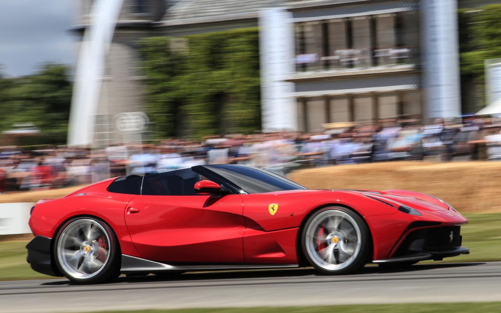 Top 10: De unieke Special Projects van Ferrari