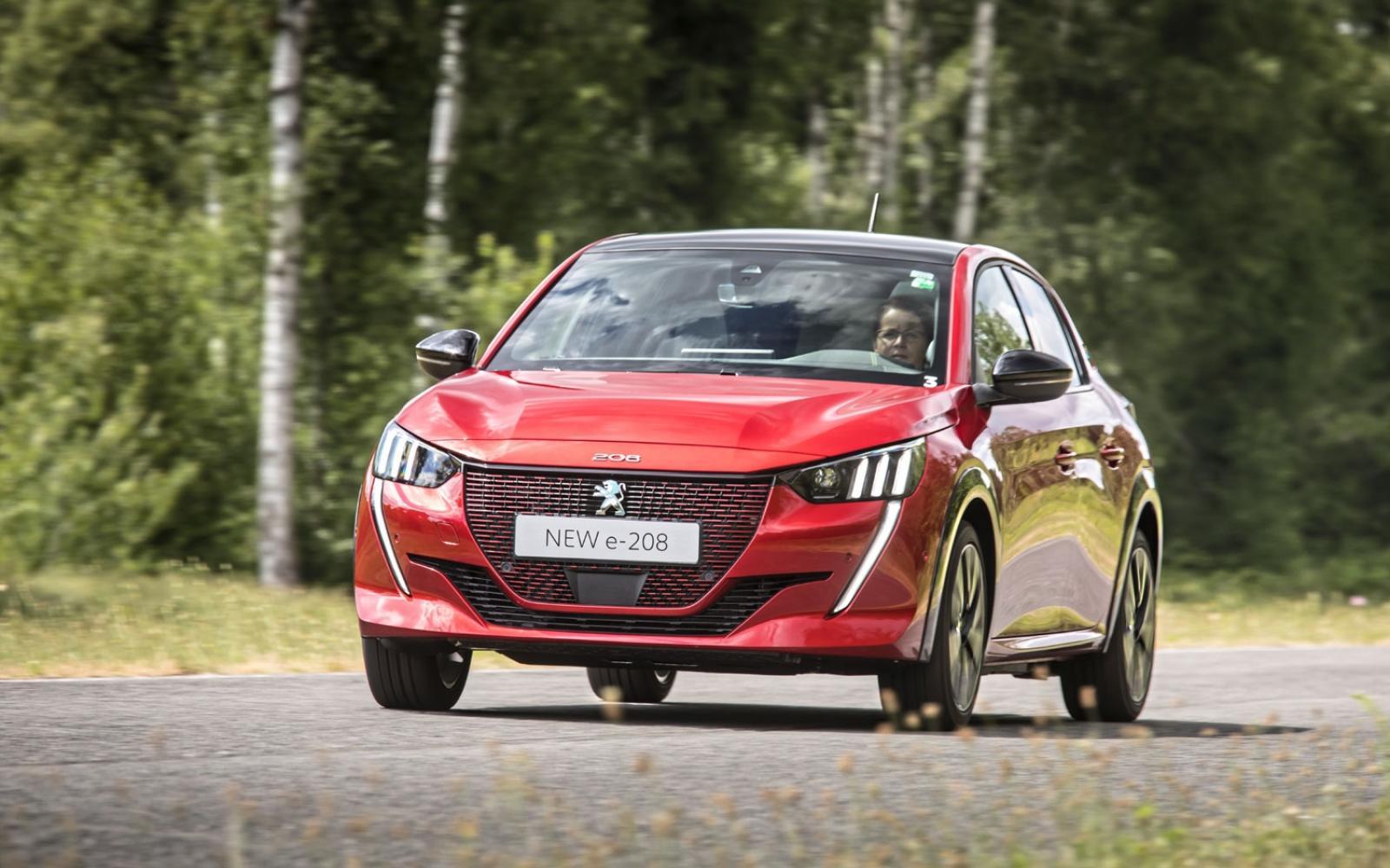 Uit de eerste hand: zó rijdt de nieuwe Peugeot e-208