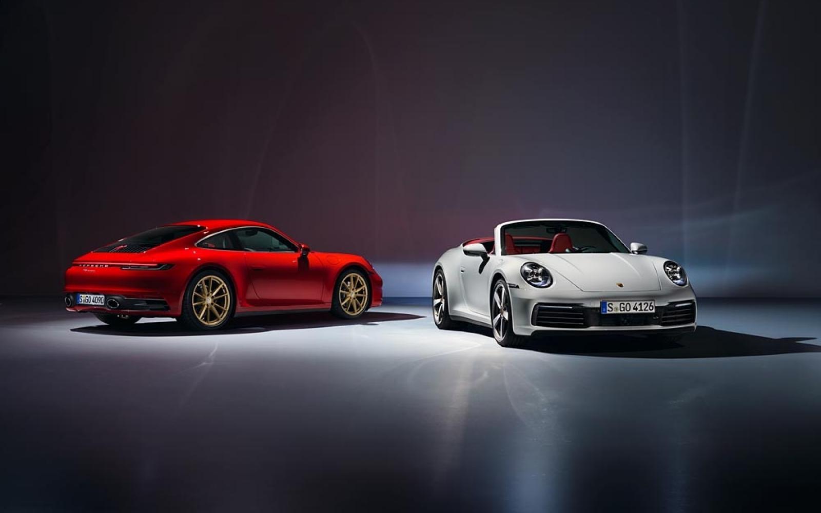 Hoe verhoudt de nieuwe Porsche 911 Carrera zich tot de 911 Carrera S?