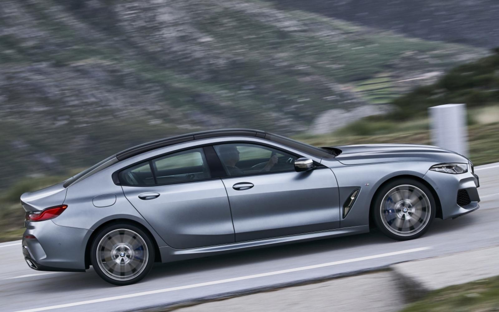 BMW 8-Serie Gran Coupé is 'goedkoper' dan Coupé en Cabriolet
