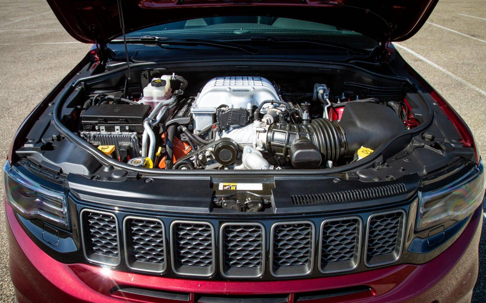 Jeep Grand Cherokee Trackhawk