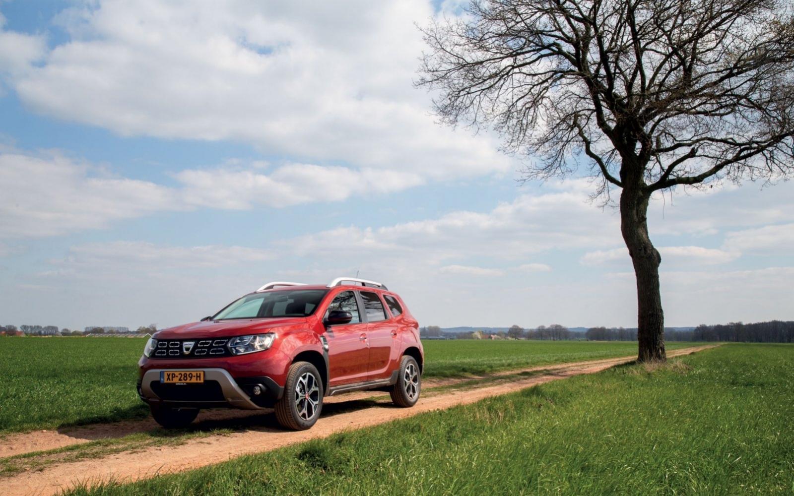 Nieuwe instapper Dacia Duster verliest 15 pk