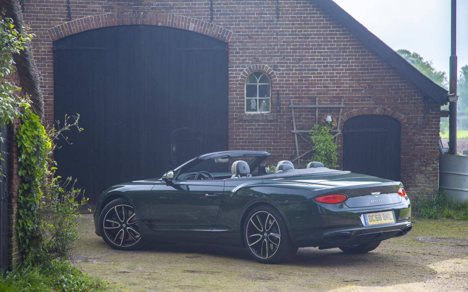 Is de Bentley Continental GT Convertible de beste in zijn klasse?