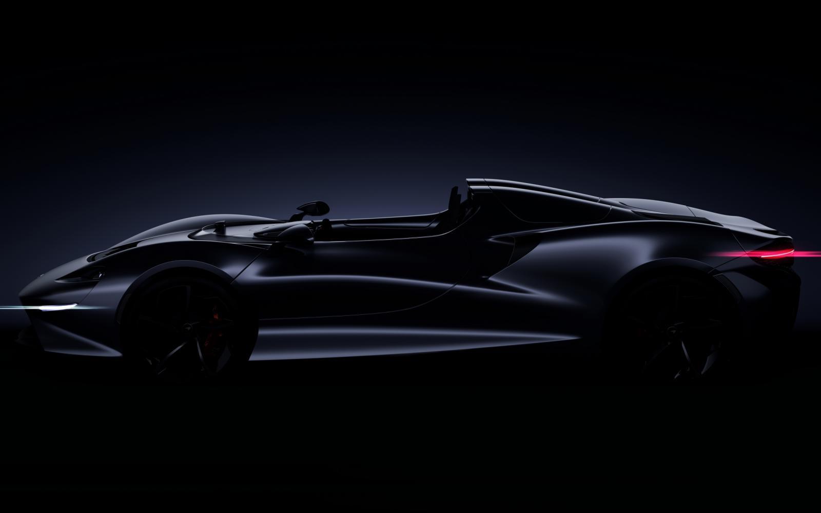 Nieuw model van McLaren gaat Ferrari Monza SP2 achterna