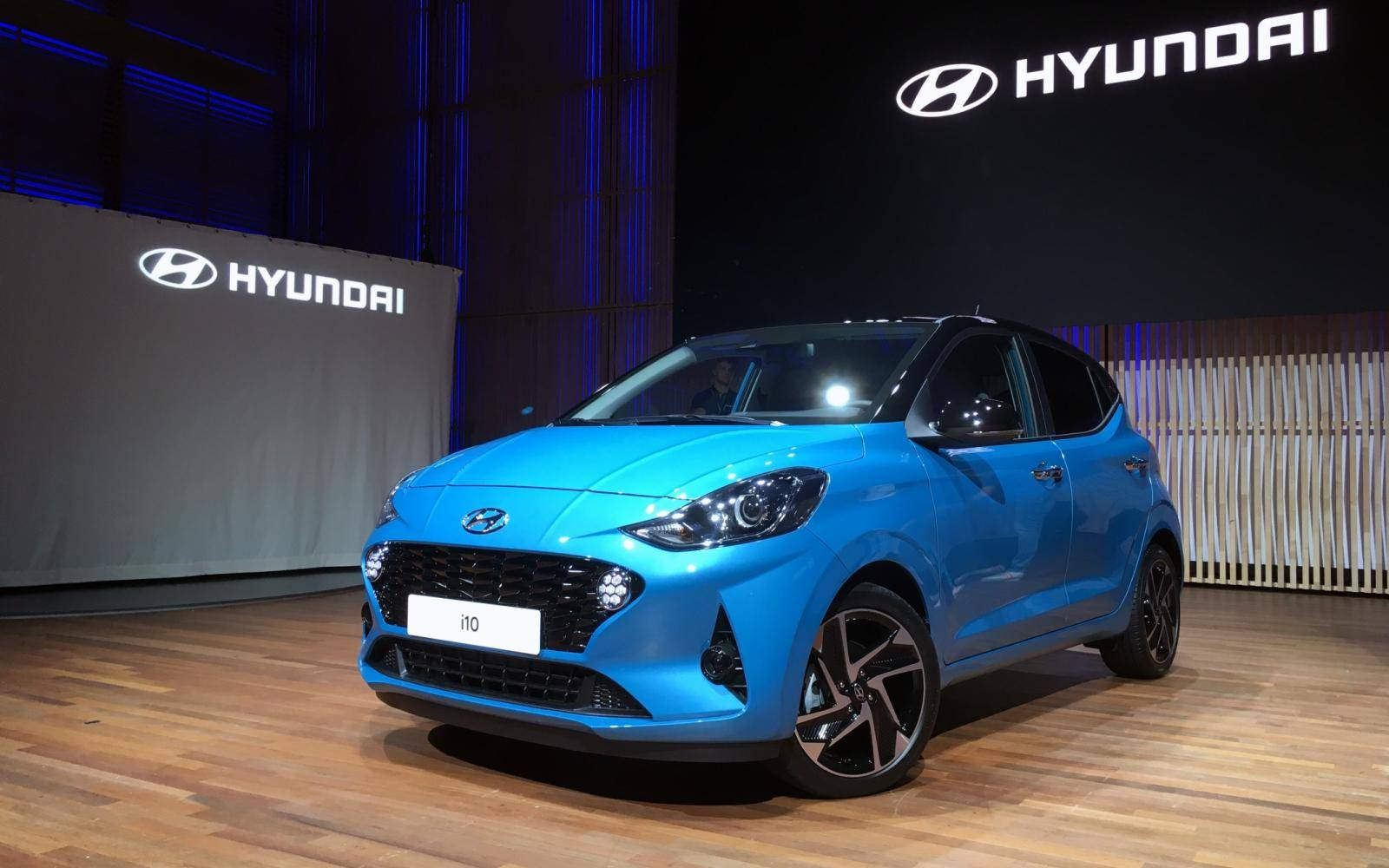 Nieuwe Hyundai i10 (2019): smoelt goed en verrassend ruim