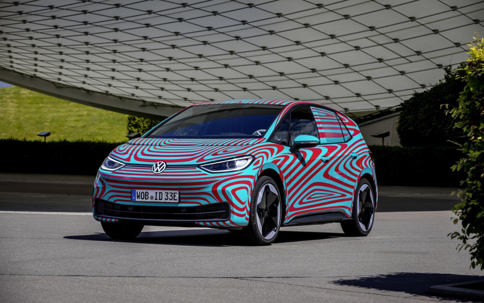 Al 30.000 aanmeldingen voor elektrische Volkswagen ID 3