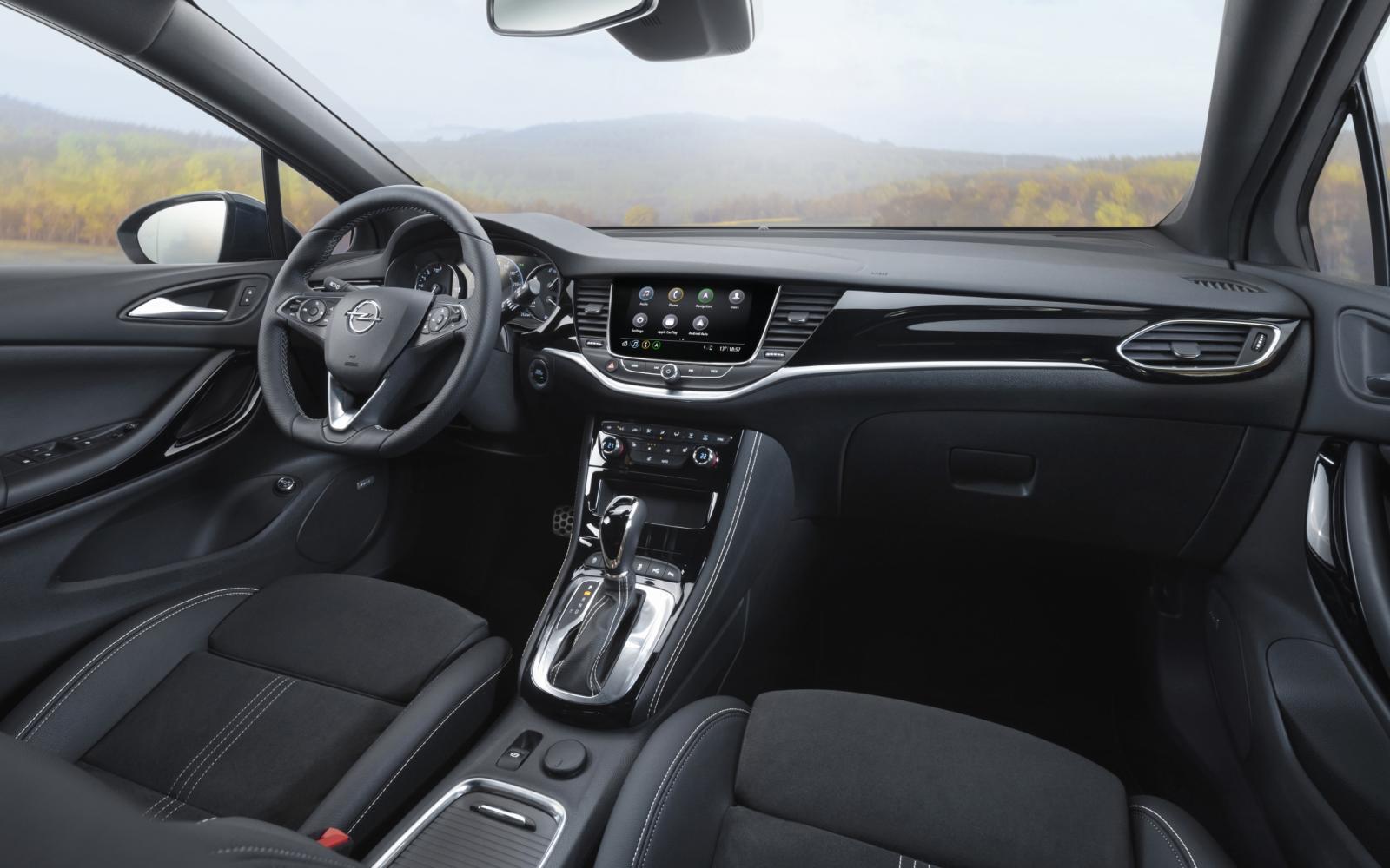 eerste review opel astra 2019  autowereld
