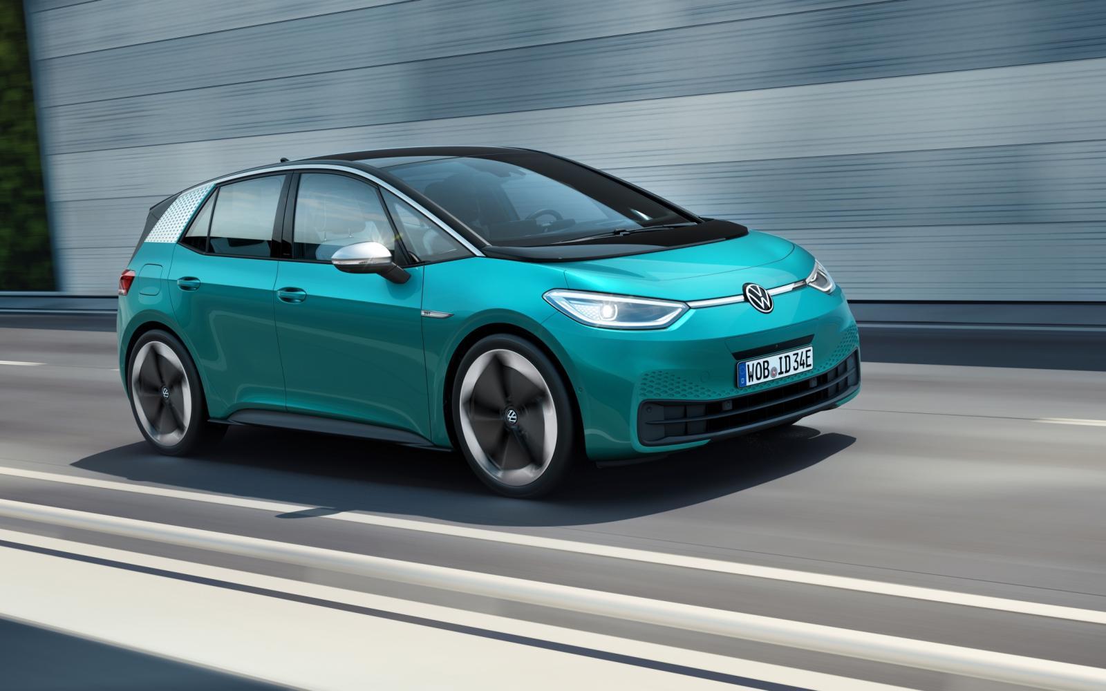 Details van de Volkswagen ID 3 die je nog niet kende