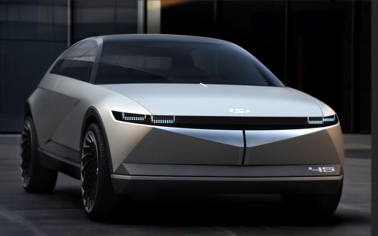 Ioniq 5 Komt Eraan Hyundai Lanceert Begin 2021 Elektrisch Submerk Autowereld Com