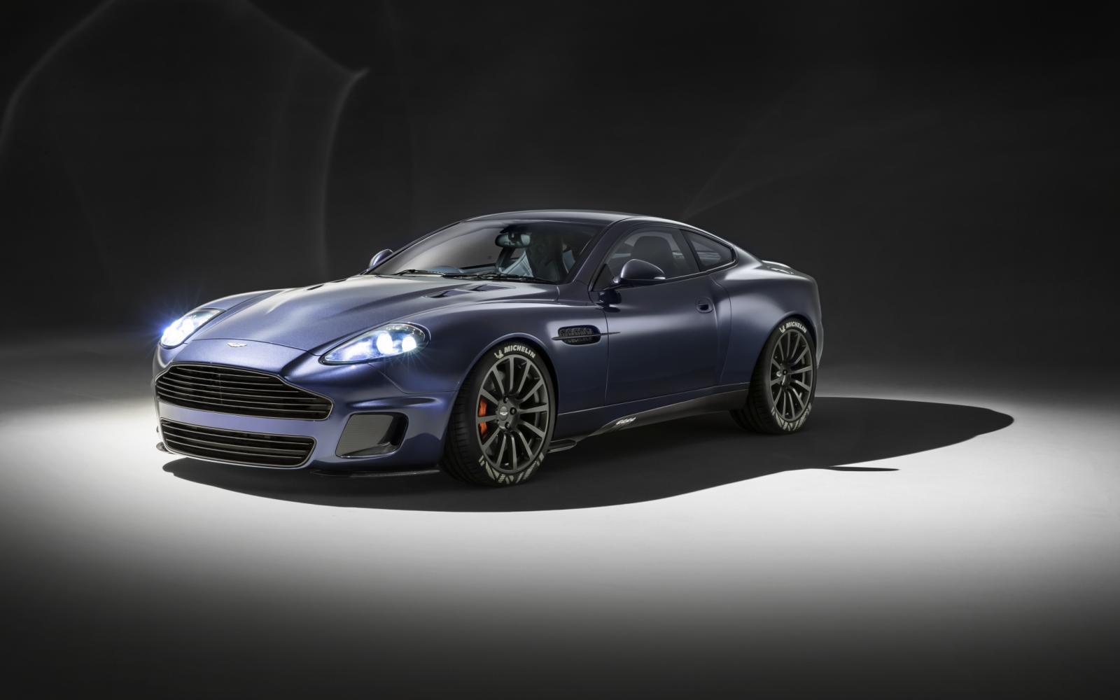 Waarom hertekende Ian Callum 'zijn' Aston Martin Vanquish?