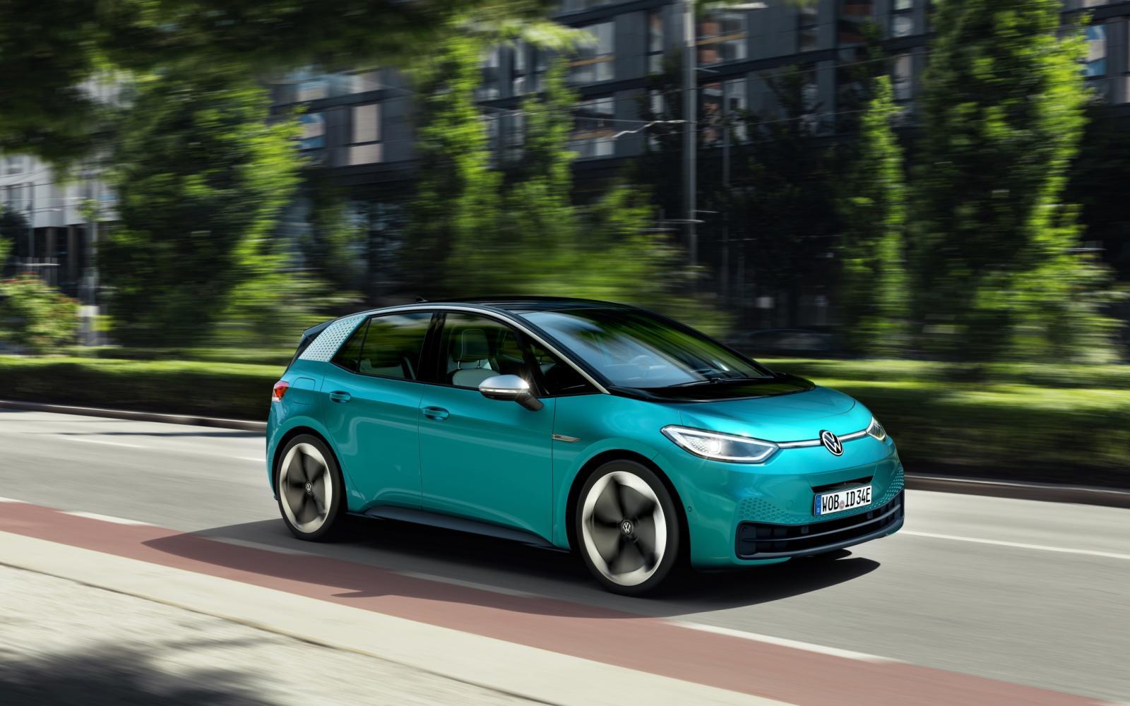"""Nederlandse prijs Volkswagen ID.3 (58 kWh): """"Minder dan 36.000 euro"""""""