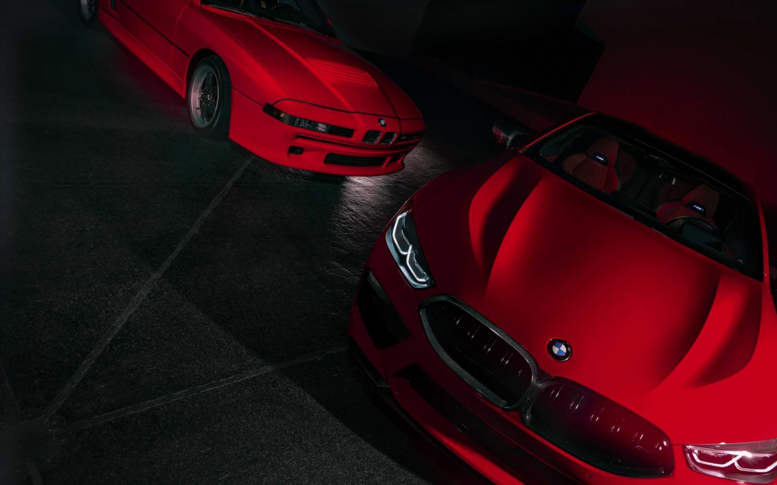 BMW Canada laat oer-M8 herleven in nieuwe M8 Competition