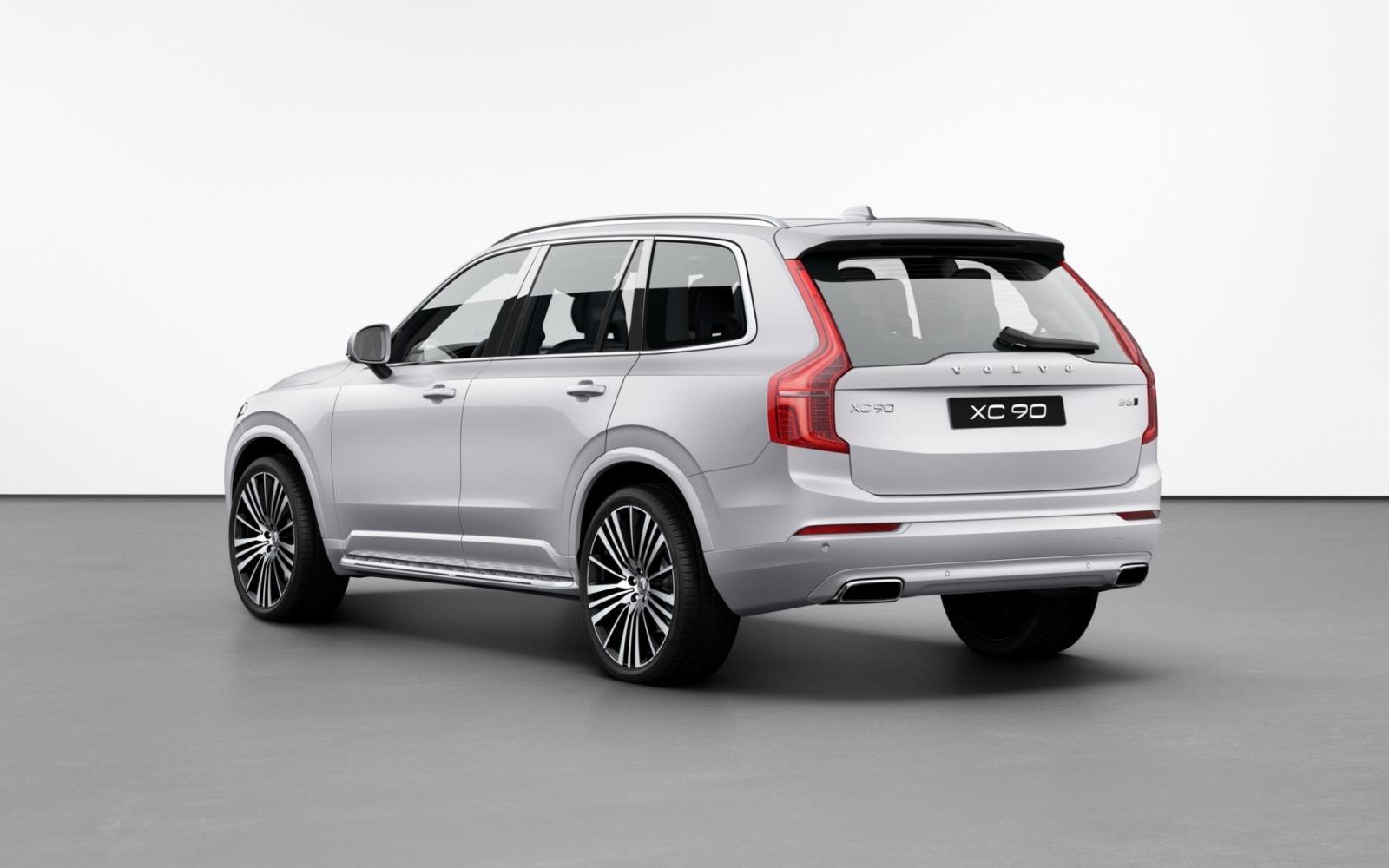 Volvo XC60 en XC90 krijgen er mild hybrid-varianten bij