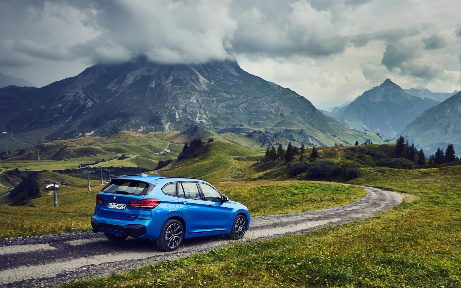 BMW X1 (2019) als plug-in hybride