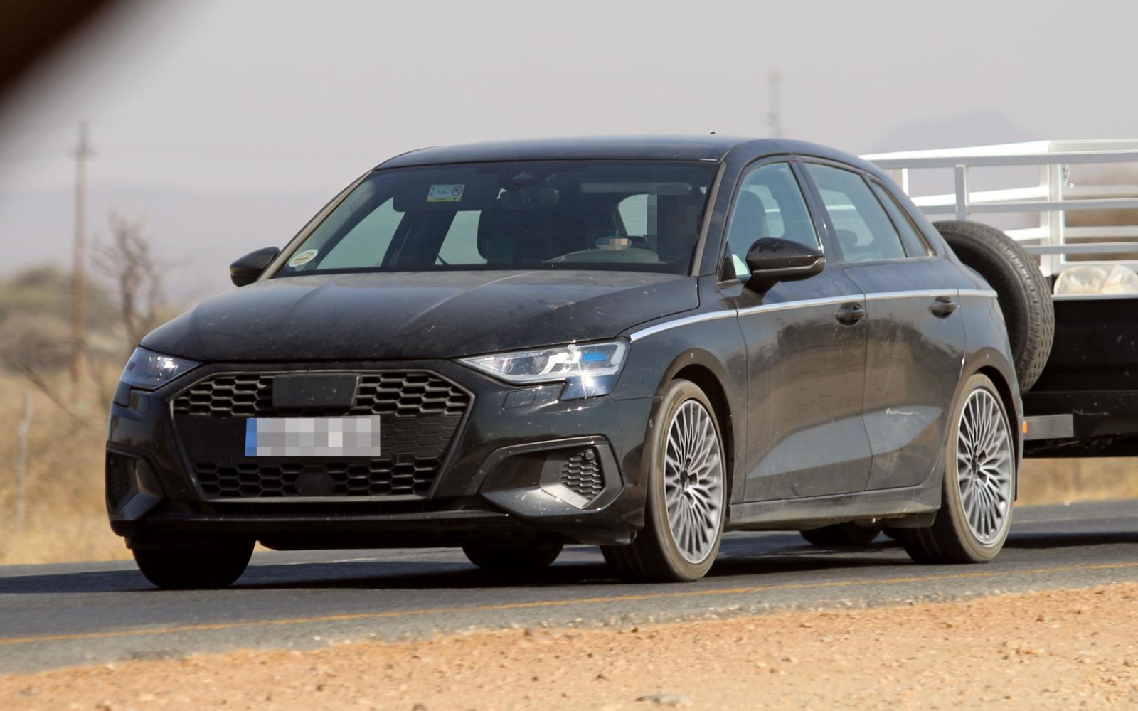 Hier Rijdt De Nieuwe Audi A3 2020 Autowereld Com