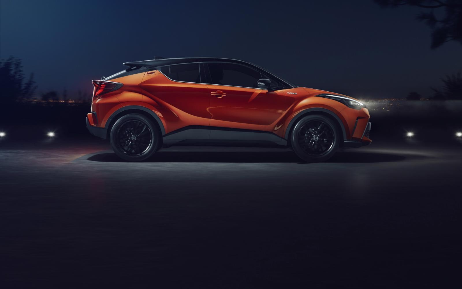 Vernieuwde Toyota C-HR: nieuwe motor en beter 'connected'