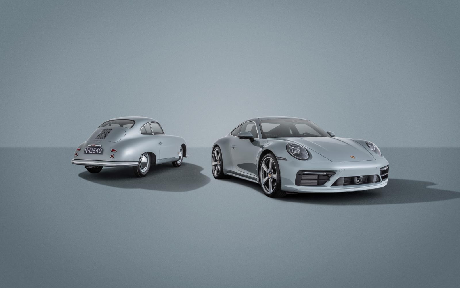 Porsche eert overleden Ben Pon jr. met speciale 911