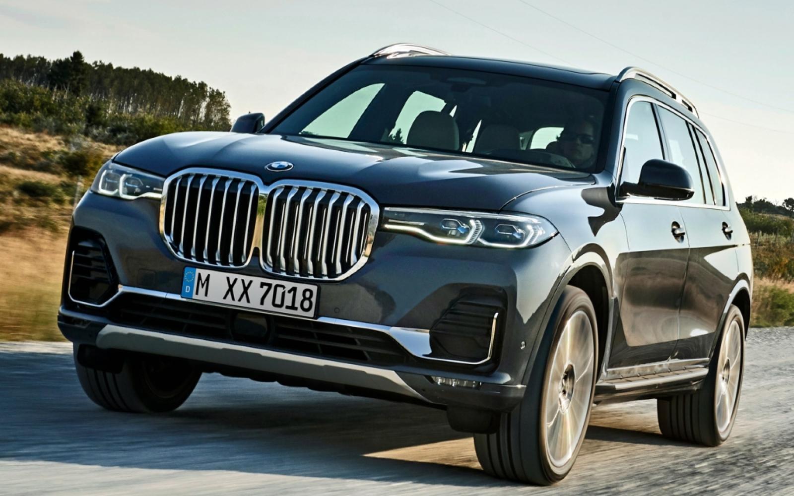 Bij BMW worden EV's bekostigd met benzineslurpende suv's