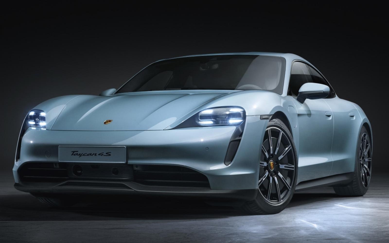 Porsche Taycan met de grootste actieradius is de nieuwe 4S