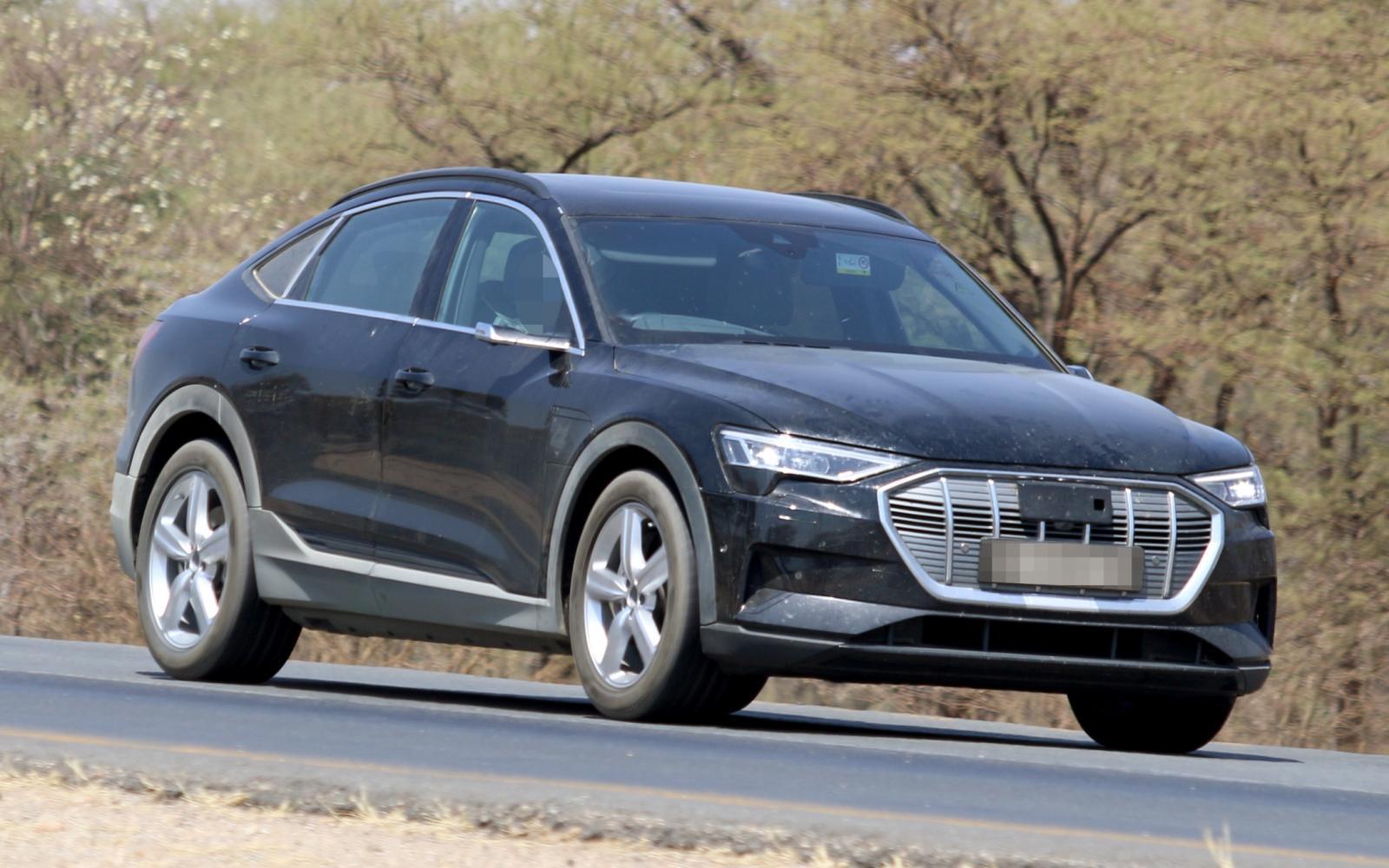 Nu een Audi e-tron kopen of wachten op deze e-tron Sportback?