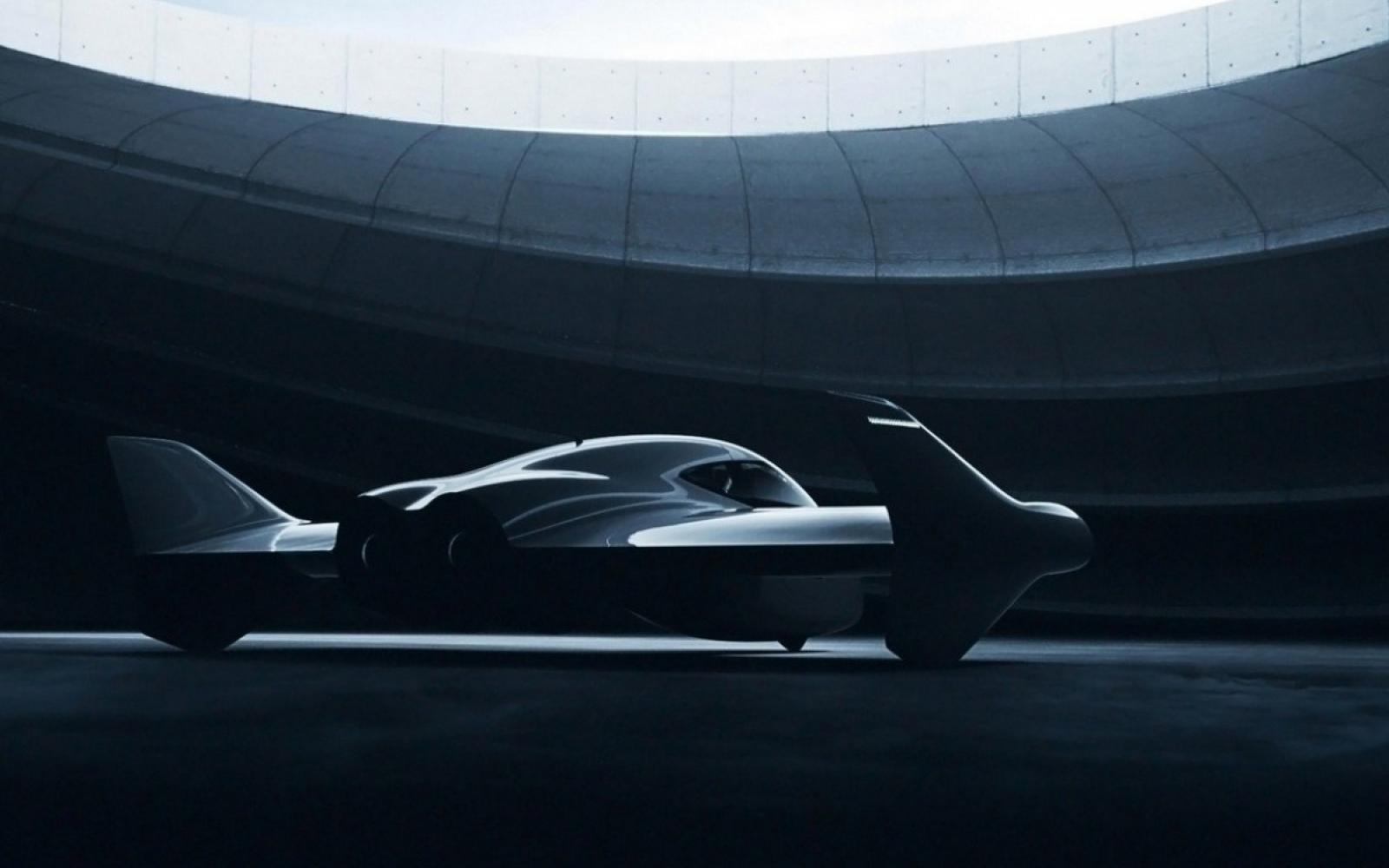 Porsche en Boeing ontwikkelen vliegende auto