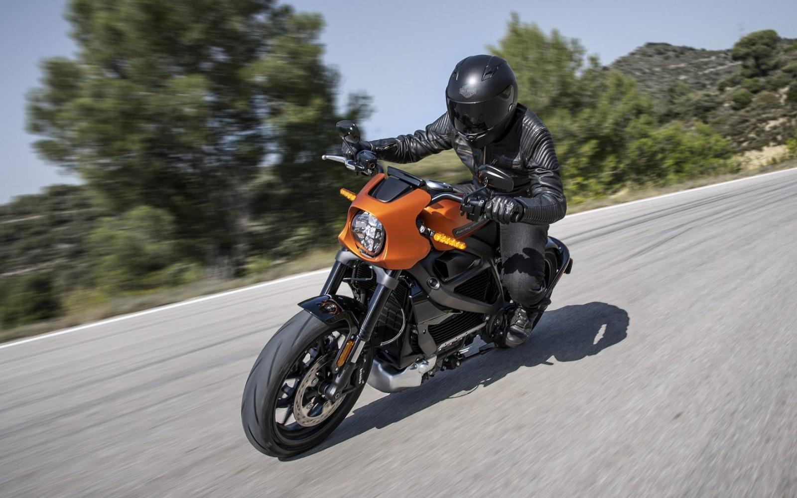 Zwitser rijdt 1723 kilometer in 24 uur op elektrische Harley-Davidson