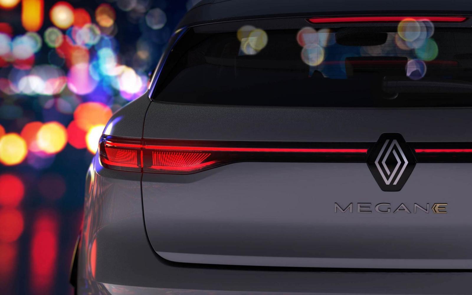 Renault is nog 'nouvelle vague' over de elektrische Mégane E-Tech Electric