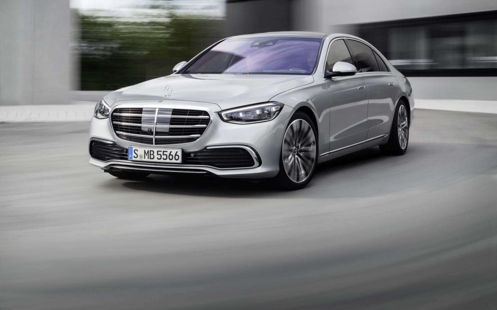 Waarom de nieuwe Mercedes-Benz S-klasse (2021) geen ...