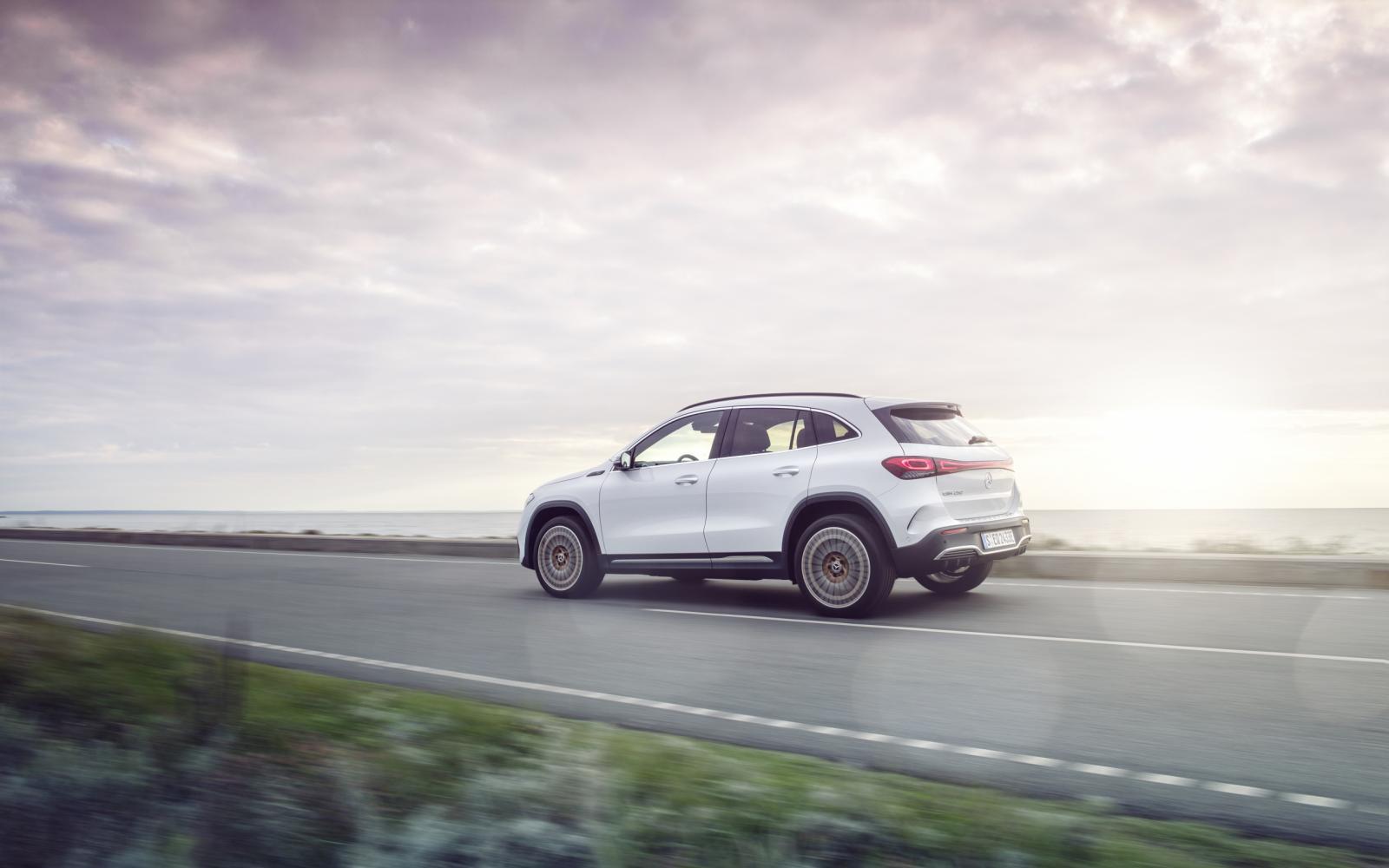 Test elektrische Mercedes EQA: Is Mercedes nog wel de beste?