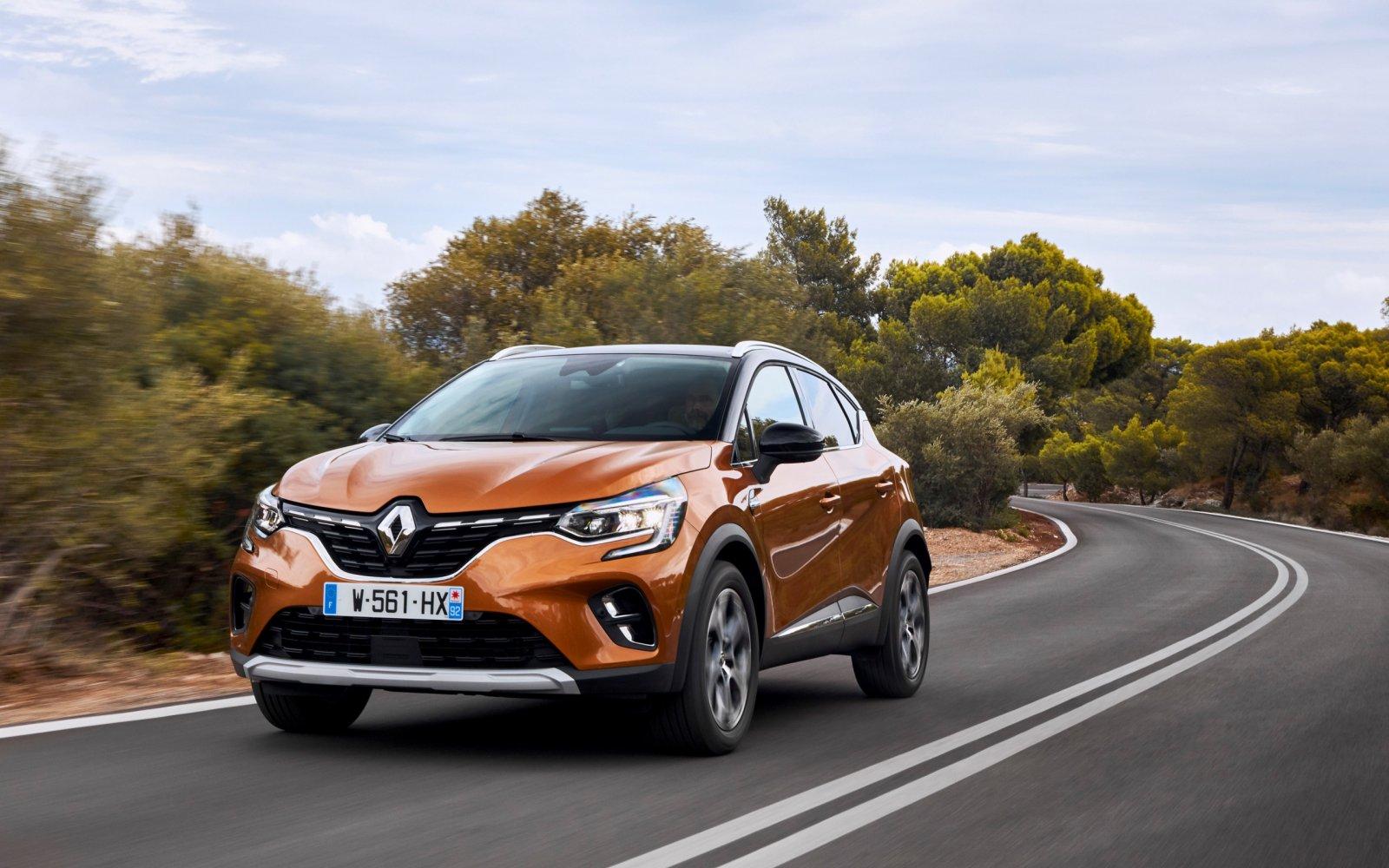 Test Renault Captur (2020): klaar voor de tweede ronde