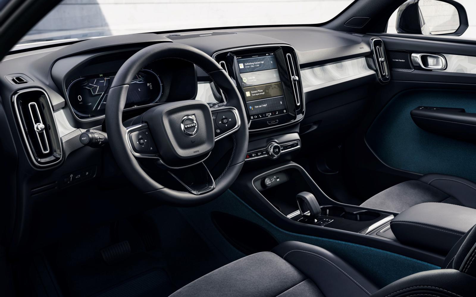 Por que a navegação do Volvo C40 elétrico envia deliberadamente errado e 6 outras coisas que você ainda não sabia