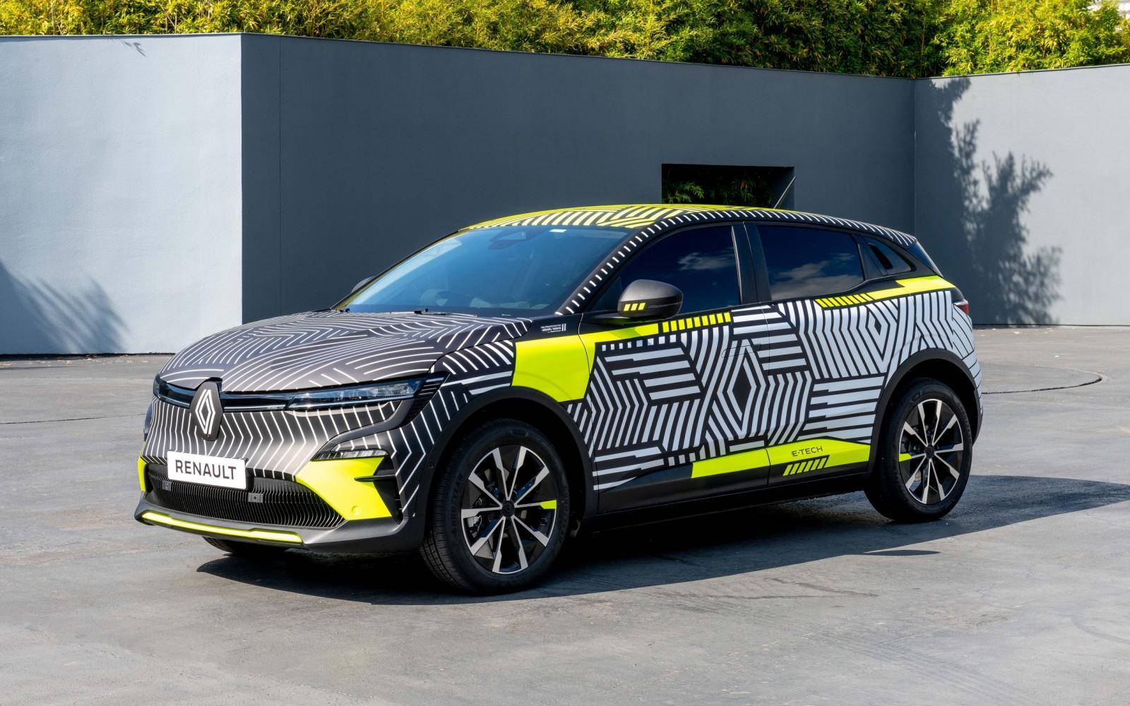 Elektrische Renault Mégane E-Tech Electric gaat Volkswagen ID.3 te lijf