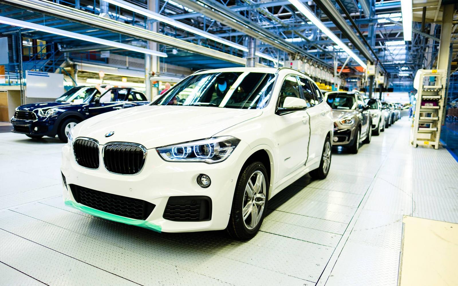 'BMW stopt deels met autoproductie bij Nedcar'