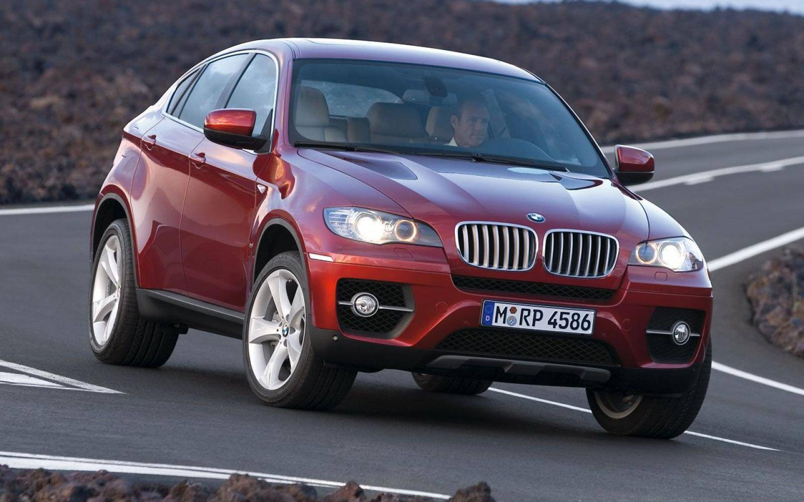 BMW X6: Supersportieve SUV