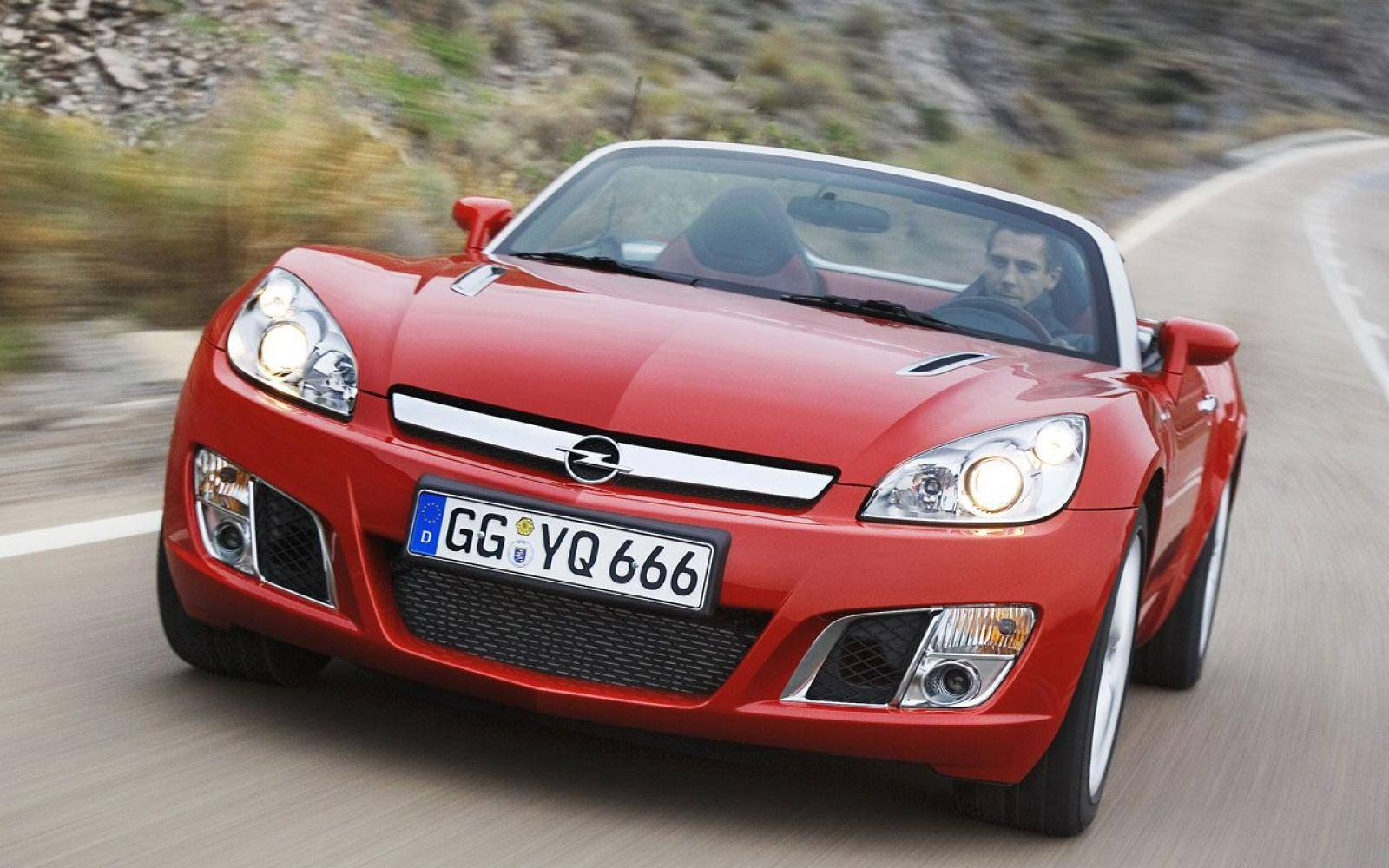 Opel GT: Cabrio of the Year 2007