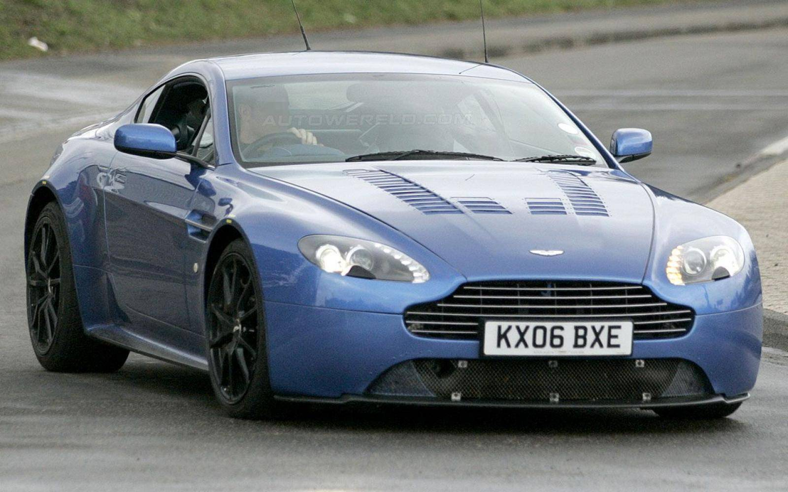 Aston Martin V12 Vantage RS gaat in productie