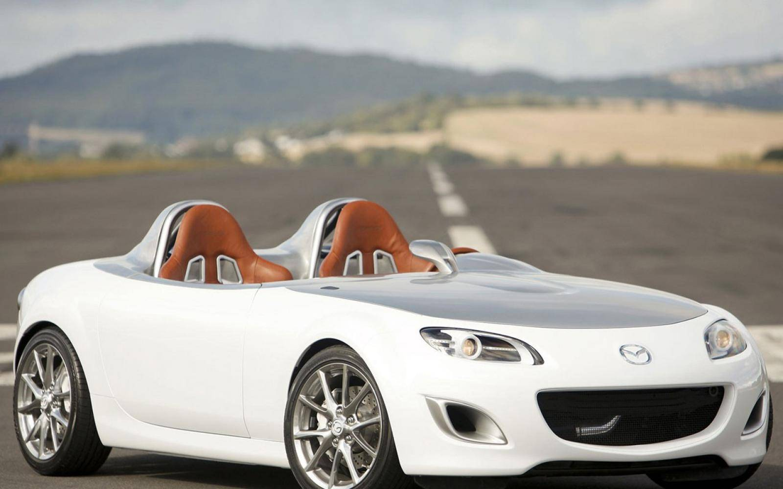 Mazda MX-5 Superlight: blikvanger